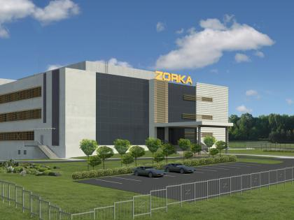 Zorka - jewelry factory