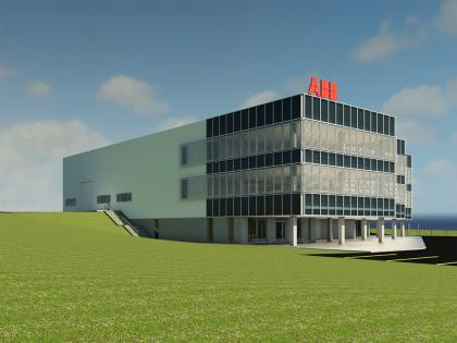 Administrative building ABB